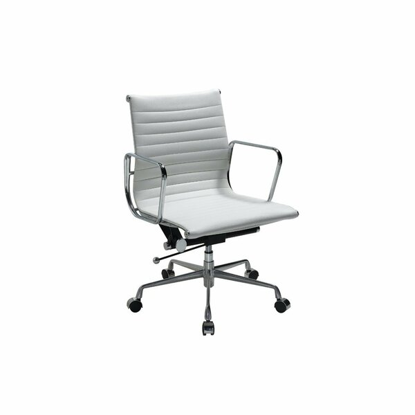 Metro AL Mid-Back Desk Chair by Manhattan Comfort