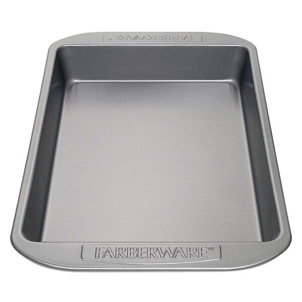 Nonstick Rectangular Cake Pan by Farberware