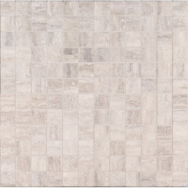 Veneto 2 x 2 Porcelain MosaicTile in Gray by MSI