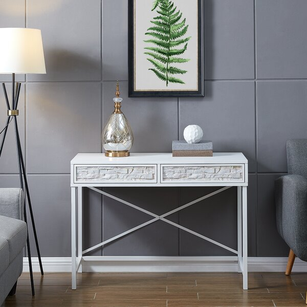 Erickson Console Table By Rosecliff Heights