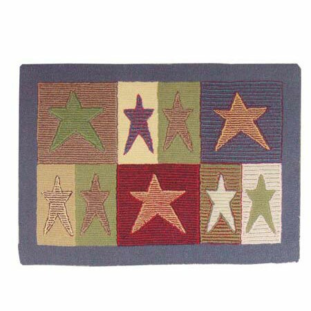Allstar Fire Place Area Rug by Patch Magic