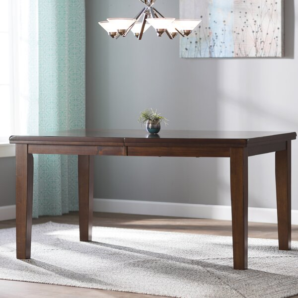 Rebecca Extendable Dining Table by Andover Mills