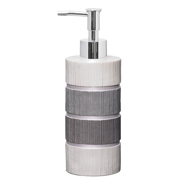 Hetherton Bathroom Resin Lotion and Soap Dispenser by Winston Porter