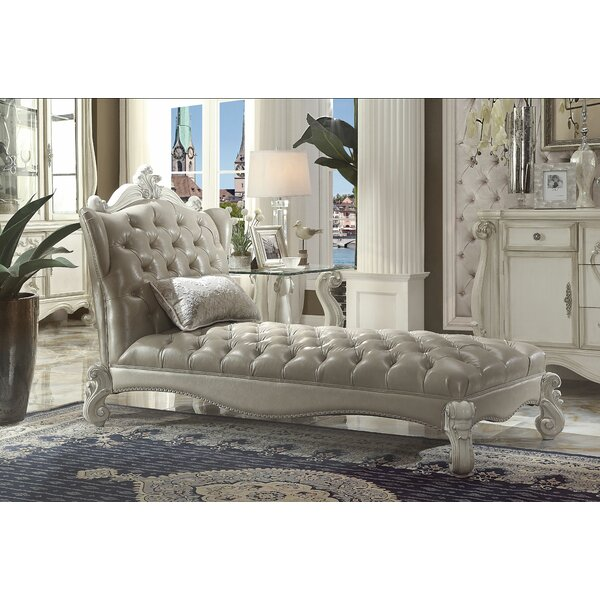 Carnahan Chaise Lounge By Astoria Grand