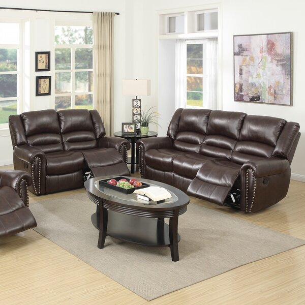 Ingaret 2 Piece Reclining Living Room Set By Red Barrel Studio