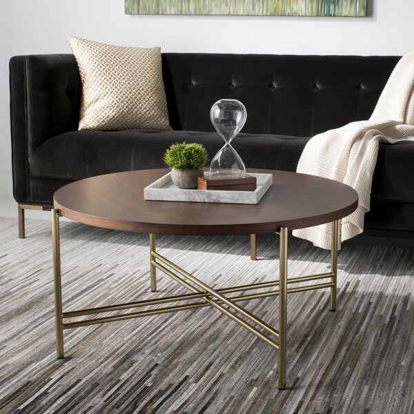 Cassie Coffee Table By Everly Quinn