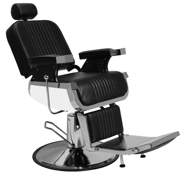 Barber Salon Reclining Massage Chair W003079641