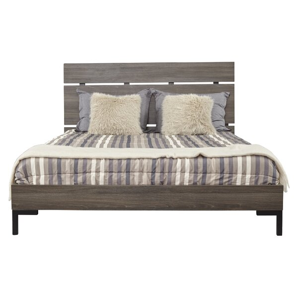 Rigoberto Platform Bed By Union Rustic by Union Rustic Cheap