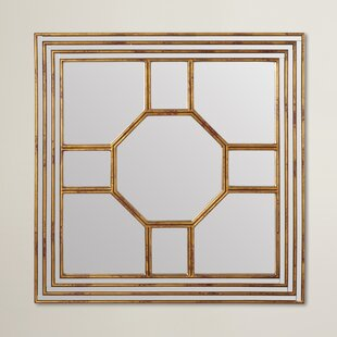 Clearance Knisley Accent Mirror By Mercer41