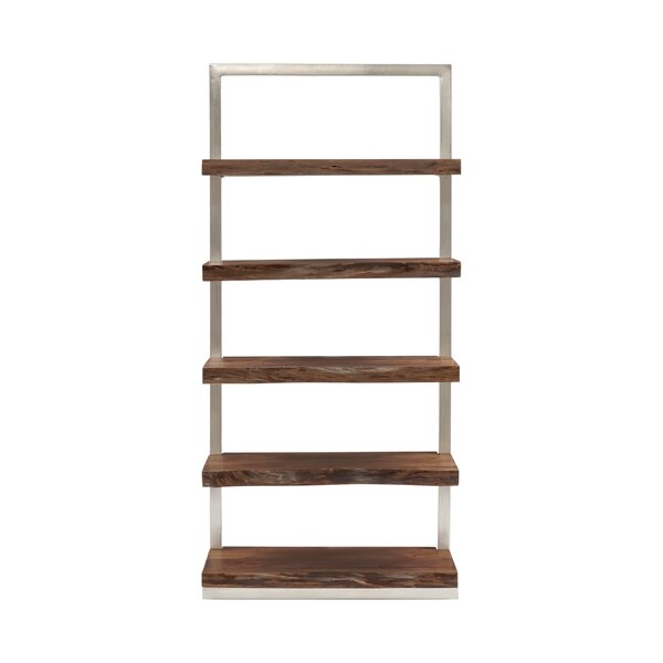 Maire Standard Bookcase by Gracie Oaks