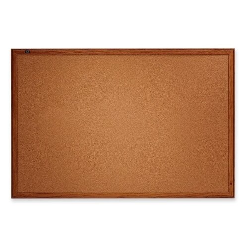 Economy Wall Mounted Bulletin Board by Quartet®