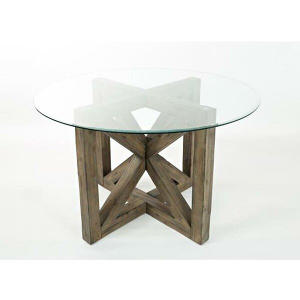 Abingdon Wooden Dining Table by Gracie Oaks