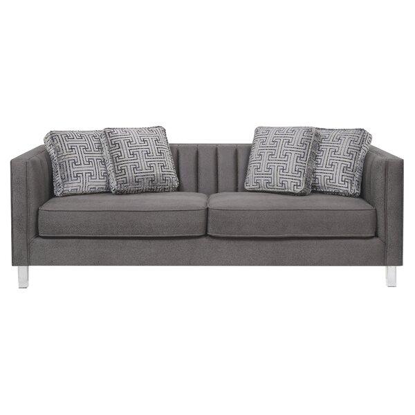 Fenn Channeled Sofa by Ivy Bronx