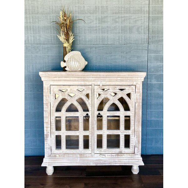 Sofial 2 Door Accent Cabinet by Rosecliff Heights Rosecliff Heights