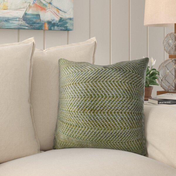 Kyzer Handmade Luxury Pillow by Bayou Breeze