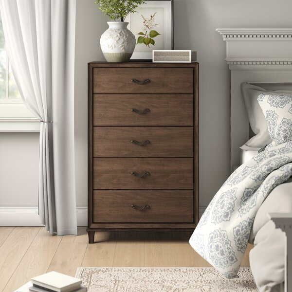 Calila 5 Drawer Chest by Birch Lane™ Heritage