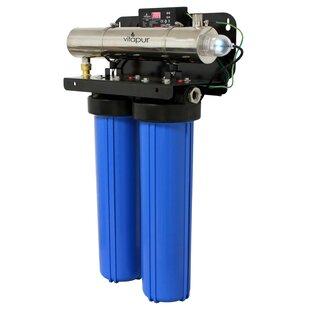 """1 Micron 4.5/"""" X 20/"""" big blue sédiments Filtres à eau 4 maison tout entière cardridges"""