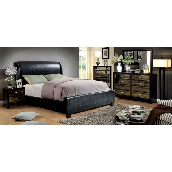 Guerrero Panel Configurable Bedroom Set by Willa Arlo Interiors