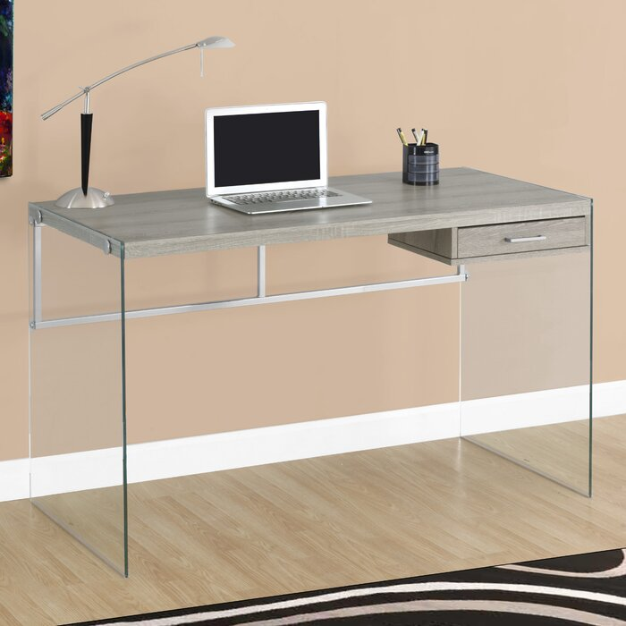 desk design home incredible computer office slim wayfair