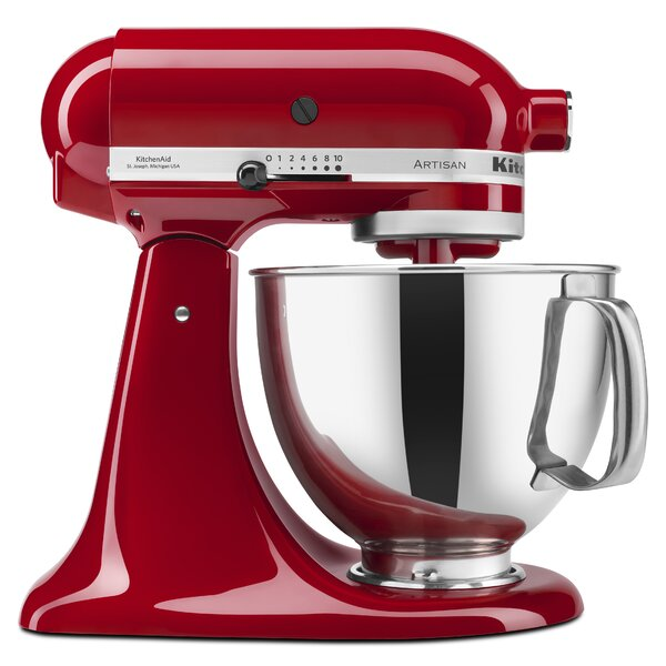 Artisan 5 Qt. Stand Mixer with Pouring Shield - KSM150PS by KitchenAid