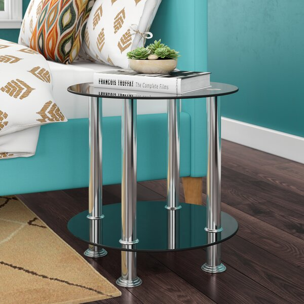 Woods End Table by Ebern Designs