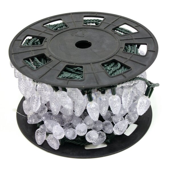 Diamond Cut 200 LED Light String Lights by The Holiday Aisle