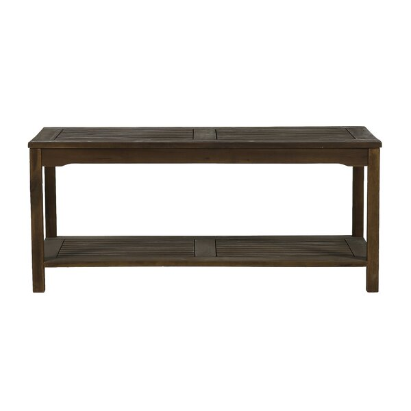 Widmer Patio Coffee Table by Darby Home Co