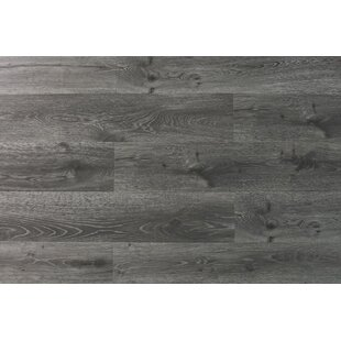 Aditya 8 X 72 11 93mm Oak Laminate Flooring In True Gray