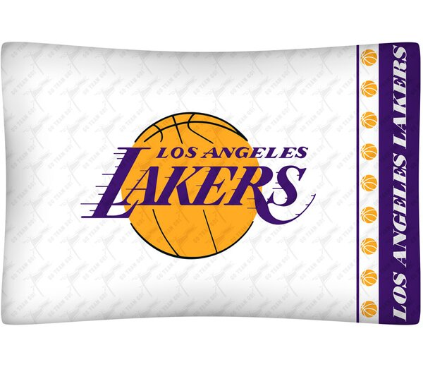 NBA Pillow Case by Sports Coverage Inc.