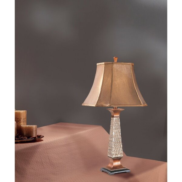 Stegner Stylish Resin 30 Table Lamp (Set of 2) by Bay Isle Home