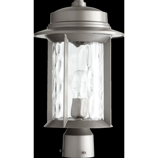 Osmond 1-Light Lantern Head by Three Posts