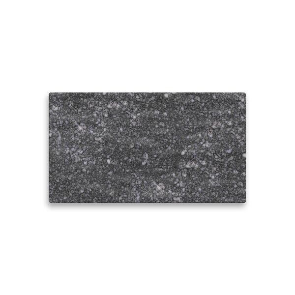 Sylva High Density Melamine Marble Platter by Wrought Studio