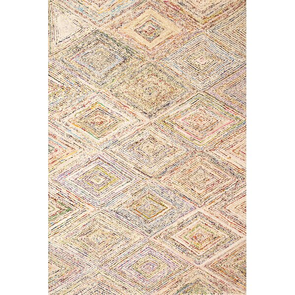 Atchley Menlo Diamond Rug by Brayden Studio