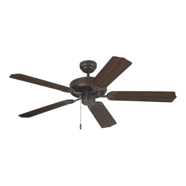 52 Holtby 5 Blade Ceiling Fan by Charlton Home