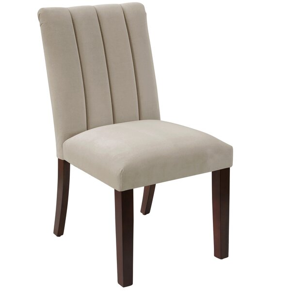 Alysia Upholstered Dining Chair By Ivy Bronx