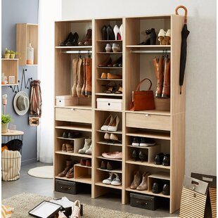 Compare prices Byron Shoe Storage Cabinet By Rebrilliant