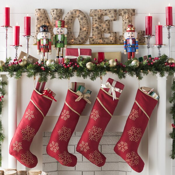 farmhouse christmas decorations youll love wayfair