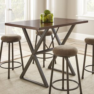 Red Cliff Counter Height Dining Table by Trent Austin Design