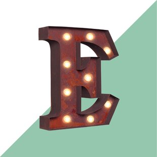 Lighted Marquee Letters Wayfair