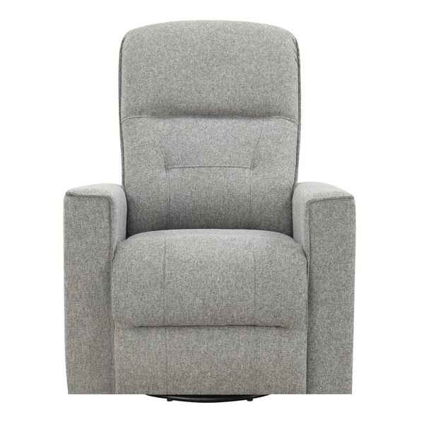 Wardell Manual Swivel Recliner By Ivy Bronx