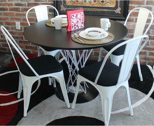 Manna Meeting Dining Table by Ivy Bronx