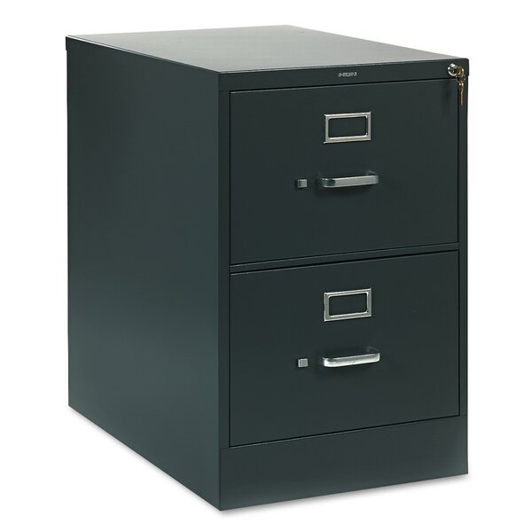 310 Series 2-Drawer Vertical Filing Cabinet by HON