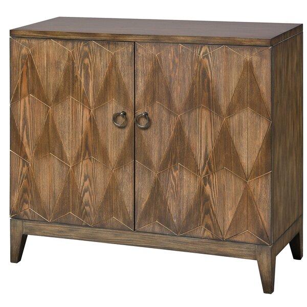 Capehart 2 Door Accent Cabinet Corrigan Studio W001999860