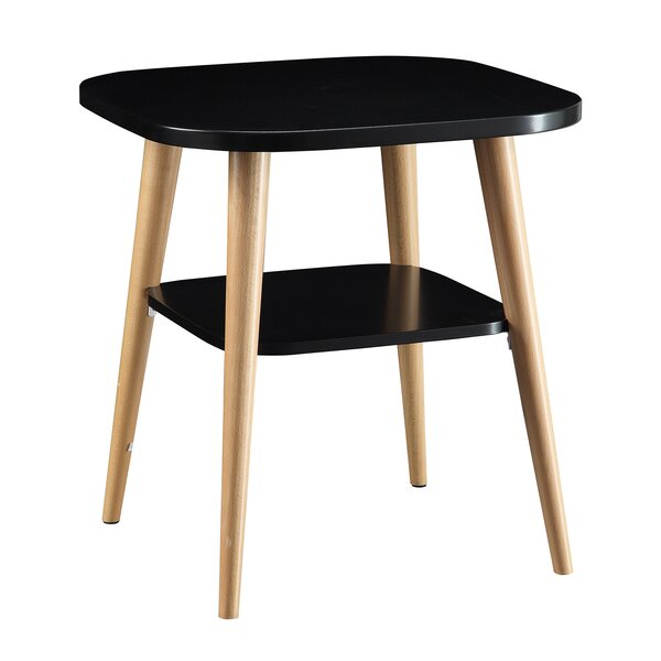 Review Ulrey Modern Wood End Table