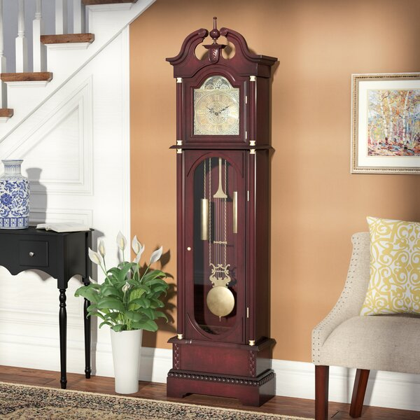 71.63 Grandfather Clock by Three Posts