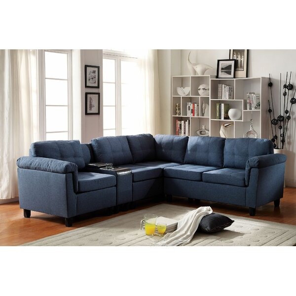 Tonkin Modular Sectional by Red Barrel Studio