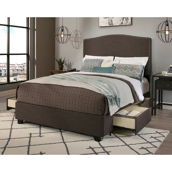 Almodovar 2 Drawer Upholstered Storage Platform Bed by Darby Home Co