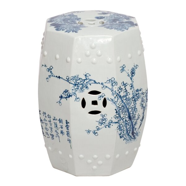 Emanuel 4 Season Garden Stool by Darby Home Co