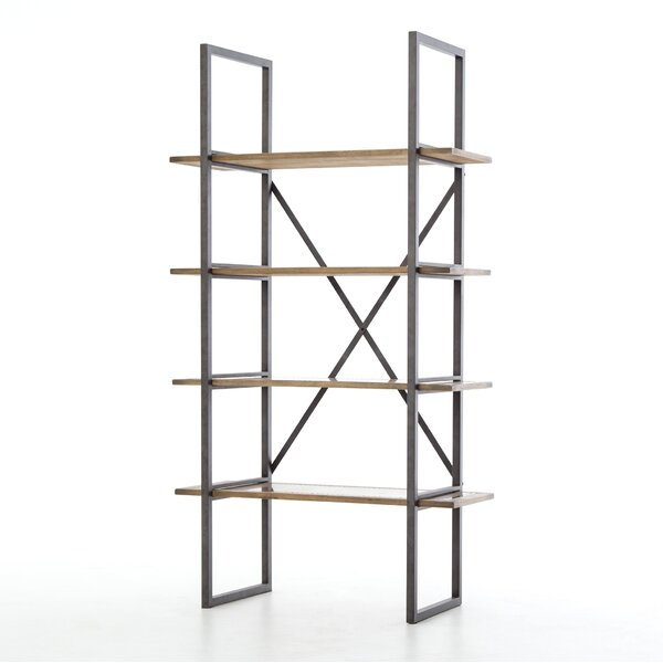 Courtlyn Etagere Bookcase by 17 Stories