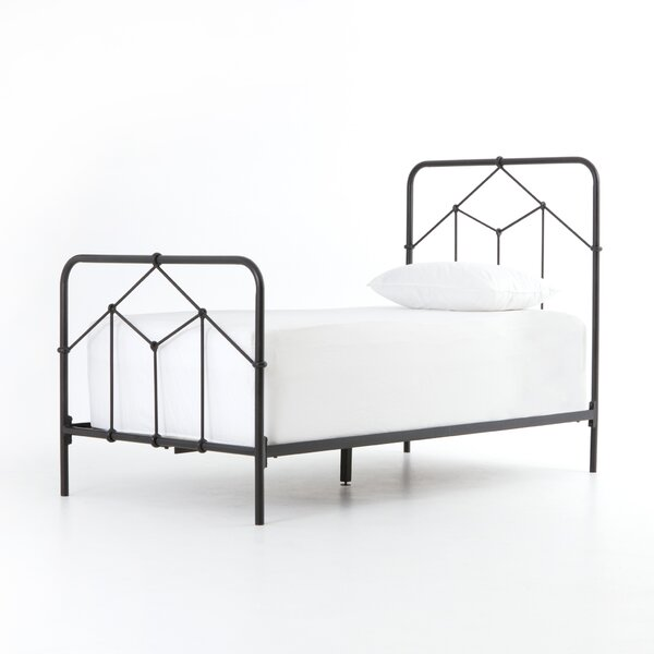 Bertrand Twin Platform Bed by 17 Stories